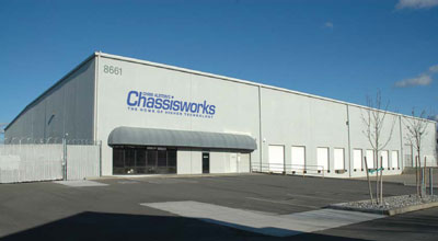 Chris Alston's Chassisworks - Sacramento, CA Facility
